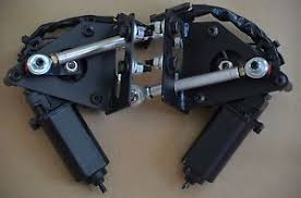 corvette headlight conversion 68 82 c3 corvette electric headlight motor conversion kit