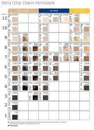wella hair color chart worldbizdata com