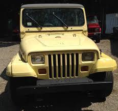 jeep islander interior 1989 jeep wrangler special edition islander classic jeep wrangler