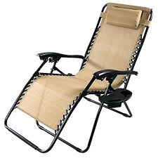 Zero Gravity Lounge Chair With Sunshade Zero Gravity Deluxe Outdoor Multi Position Folding Recliner O
