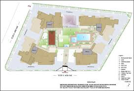 Site Floor Plan by Anant Pride Floor Plans Project 3d Views In Kolhapur