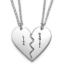 valentines necklace personalized s necklaces let s personalize that