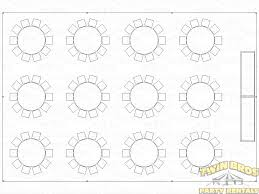 Wedding Seat Chart Template Wedding Seating Chart Template 10 Per Table U2013 Support
