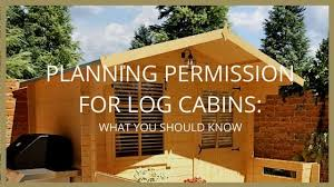log cabin planning permission what you need to know shed blog