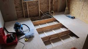 how to remove a of wood subfloor ask the builderask the