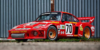 red porsche png paul newman u0027s porsche 935 le mans racer is for sale