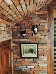 Kitchen With Brick Backsplash 25 Best Thin Brick Ideas On Pinterest Thin Brick Veneer Brick