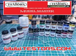 testors model masters