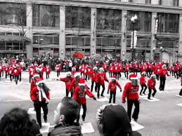 chicago thanksgiving day parade tap