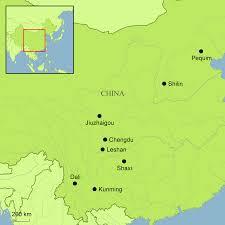 Luoyang China Map by Map Of Jiuzhai Valley Sichuan Jiuzhaigou Map Map Of Jiuzhaigous