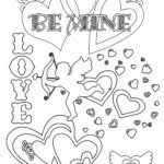 free printables valentines coloring pages valentine
