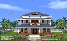 only then green homes traditional style kerala home design 3450