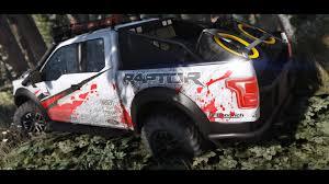 ford raptor rally truck 2017 ford raptor add on tuning hq gta5 mods com