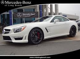 used mercedes sl63 amg for sale 2013 white mercedes sl class sl63 amg http