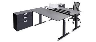 H Enverstellbarer Schreibtisch Lo Extend Der Sitz Stehtisch Der Wünsche Und Normen Erfüllt