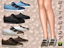 Flat Tennis Shoes Altea127 U0027s Shoes Flat Sneaker Tennis