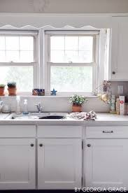 Benjamin Moore White Dove Kitchen Cabinets Cabinet Color Benjamin Moore Super White Pm 1 Countertops