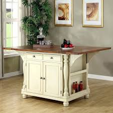 Rolling Kitchen Island With Seating Rolling Island Cart Kitchen Island Cart With Seating Kitchen