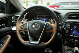 new nissan maxima interior 2016 nissan maxima review autoguide com news