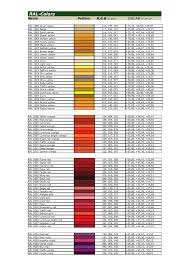 Hex Color Yellow by Color Chart Html Hex Rgb Cmyk Pantone Color Codes Color