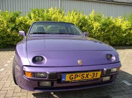 porsche 944 tuned purple porsche 944 tuning porsche 944 custom made special flickr