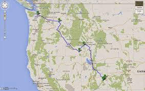 Road Trip Map Usa by The Road Trip Photo Diaries November 2014