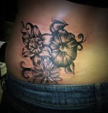 25 lower back tattoos for girls tramp stamp designs