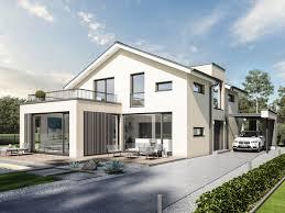 carport mit balkon designhaus mit satteldach haus concept m 154 bien zenker