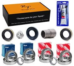 3rz fe compressor repair manual front add differential bearing rebuild kit hilux surf u0026 4runner