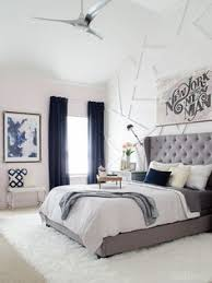 Gray Curtains For Bedroom Navy Blue Bedroom Curtain Ideas 15 Ways To Decorate With