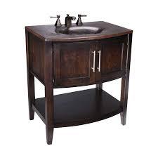 Bathroom Vanity Black by Thompson Traders 30