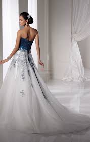 white wedding dress white wedding dresses with blue accents reviewweddingdresses net