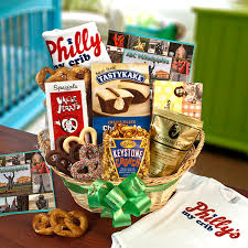 gift basket ideas for raffle philly gift baskets chocolate pretzels tastykakes