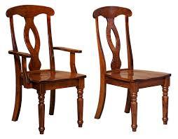 Cherry Dining Chair Dining Chairs Amish Furniture Shipshewana Indiana