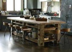 Kitchen Island That Seats 4 Attractive Kitchen Island Design Ideas Wood Kitchen Island