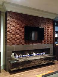 wall hung gas fireplace canada mounted vent free fire uk ideas