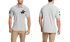 beverly hills polo club men u0027s super horse polos groupon