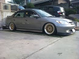 honda civic eg sedan jdm honda bbs rs zone
