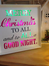 to all light up worded plaque charles dickens a