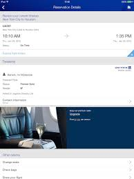 airline service review united airlines ua369 new york laguardia