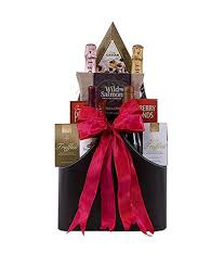 Champagne Gift Basket Grand Supreme Champagne Gift Basket By Pompei Baskets