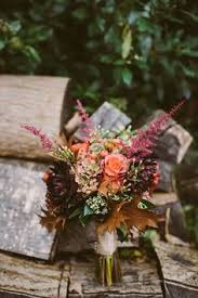 Autumn Wedding Flowers - 25 stunningly gorgeous fall bouquets for autumn brides fall