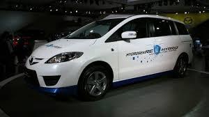 mazda hybrid mazda premacy hydrogen re hybrid at tokyo motor1 com photos