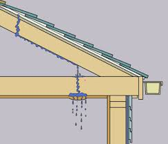 finding a roof leak home design