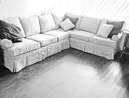 White Slipcovered Sectional Sofa by Ashley Furniture Sectional Slipcovers Trend Ashley Furniture