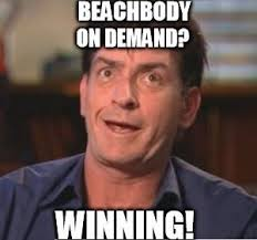 Beach Body Meme - free online workout videos beachbody on demand review