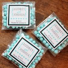 wedding candy favors things personalized candy bags for wedding favors to put in your