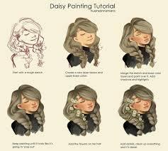 easy digital painting tutorial by kickydarn