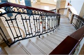 Iron Banister Rails Wrought Iron Railing Houston U0026 Houston Staircase Rails