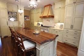 country style kitchen islands kitchen u shape kitchen design with birch wood country